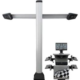 System Pomiarowy Geometrii 3d Z 4 Kamerami Techno Vector 7 Hit